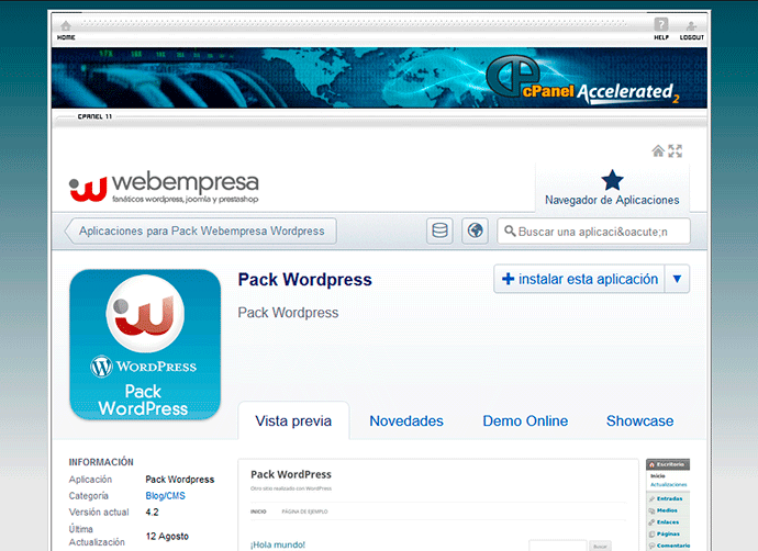 Crear Web Con Wordpress