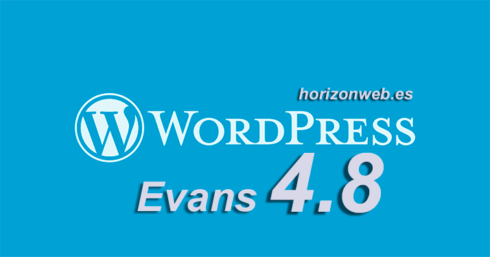 Actualizar a WordPress 4.8